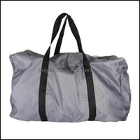 Storage Housekee Organization Home & Gardenstorage Bags Portable Kayak Boat Bag Inflatable Aessories Large Handbag Rowing Aessory Drop Deliv