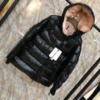 Winter Bright Face Koreaanse versie donsjack vrouwen nieuwe mode in de lange losse vacht tij dik donsjack