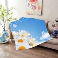 Blankets Printed Blanket Summer Thin Bedroom Throw On The Bed Sofa Cover Kids Adult Soft Custom