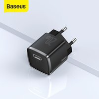 Base Usb Type C Charger 20W Portable Usb C Charger Support Type C Pd Fast Charging For Iphone 12 per Max 11 Mini 8 Plus_S01