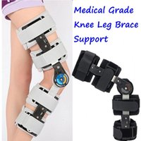 Elbow & Knee Pads Professional Grade Adjustable Hinged Leg Brace Support For Arthritis Relief, Joint Pain, Meniscus Tear,Post Surger