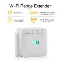 300Mbps WiFi Expander Router Repetidor 2.4GHz Range Extender Repetidores Sem Fio Amplificador Signal Booster 3 Antena Long Ranges