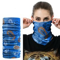 Many Styles Magic Scarf Outdoor Seamless Face Mask Multifunctional Cycling Bandana Women Man Fashion Sport Headwear New 1 4owb W