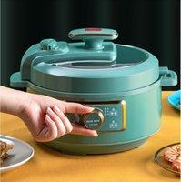 Multifunktionaler Reis-Kochen elektrischer Druckkocher Pot Brei-Suppe Stew-Heizungs-Dampfer Deep Fryer-Bratpfannenkocher