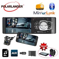Bluetooth Autoradio Auto Audio Stereo MP5 4.1 Inch Car Radio FM 1 Din radio cassette player USB Steering Wheel Control