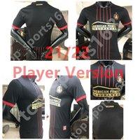 21 22 Atlanta United FC Soccer Jersey Jogador Versão 2021 2022 Villalba Moreno Martinez Barco Robinson Football Shirts