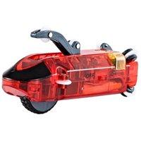Speed Tubi Auto Toy Pack Pack Track Telecomando Telecomando Flash Light RC Tube Racing