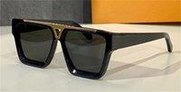 Mode Design Solglasögon Z1502W Big Square Plate Frame Summer Trendy UV400 Lens Toppkvalitetsskydd Eyew Classic Style