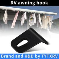 Parts 5pcs 1box Clothes Hook For Caravan Awning Hanger RV Awings Camper Awing