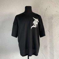 POLO 2021 DISEÑADOR DE LUJO Malla de diseño Boxy Niebla Hombres Mujeres 1: 1 Insignia de calidad Essentials T-shirt TOP TEA