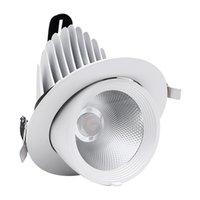 Dimmable LED Downlights Lumières encastrées 5W 7W 10W 15W 20W 30W LED plafond