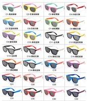 الصيف بالجملة بقعة سيليكون الأزياء المضادة للفتيات uv النظارات الشمسية الطفل جلاس الاستقطاب نظارات الشمس للأطفال القيادة شاطئ حملق لا logo
