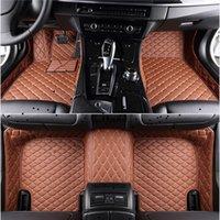 Tapis RHD pour Cadillac CTS Tapis de parquet CTS Couverture de tapis automobile Accessoires BGHTYTYTYH OYDETTFGDF