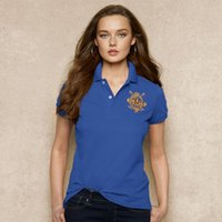 Summer women's short-sleeved t-shirt ladies lapel POLO shirt business casual pure cotton solid color slim tops