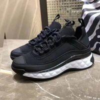 بيع الأزياء الثلاثي s مصمم أحذية النساء منصة أحذية رياضية أسود أبيض bed المدربين ربيع الخريف الرياضية في الهواء الطلق عارضة حذاء الحجم 35-41