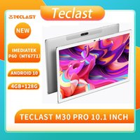 Tablet PC Teclast M30 Pro 10.1 Inch Android 10 P60 8 Core 4GB RAM 128GB ROM IPS 1920*1200 4G Call Network Dual Wifi GPS Tablets
