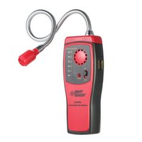 Gas Analyzers Handheld Portable Automotive Mini Combustible Detector Leakage Location Determine Tester With Sound And Light Alarm