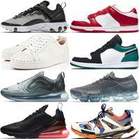 2021 Gümrükleme Satış Çeşitli Nokta Erkekler Kadınlar Pegasus Koşu Ayakkabıları Büyük İndirim Siyah Beyaz TN Artı Mavi Yüksek Düşük Düz Sneakers Hiçbir Kutu!