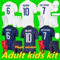 Coppa europea 21 22 Coppa  Coppa europea mbappe grizmann camicia da uomo e camicia per bambini