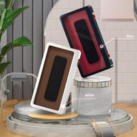 Storage Bottles & Jars Home Wall Waterproof Mobile Phone Box Self-adhesive Holder Touch Screen Bathroom Shell Shower Sealing