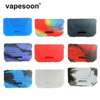 VapeSoon001 Protective Silicone Texture Case for Geekvape L200 (Aegis Legend 2) 200W Mod Vape Skin Sleeve Cover Retail PacAkge 9 färger