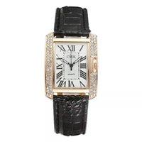 Designer Luxury Marca Relógios ARRY Céu Rosa Ouro Diamante Es Senhoras Casual Couro Banda de Quartzo Pulso Feminino Relógio Zegarek Damski
