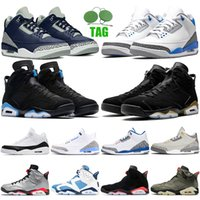 أحذية كرة السلة للرجال air jordan retro 3 6 8 3s 6s 8s Jumpman 3 Cool Grey 6 8 أحذية رياضية خارجية للرجال أحذية رياضية