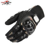 Спорт на открытом воздухе Pro Biker Motorcycle Перчатки Полный палец Мотоцикл Мотоцикл Мотокросс Защитная шестерня Гукань Гоночная перчатка