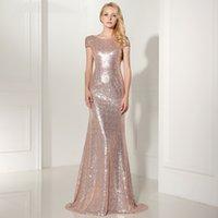 Mermaid Gold Black Silver Burgundy Sequin Wedding Bridesmaid Dresses wedding dresses Formal Gowns