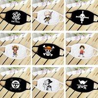 Pirat Persönlichkeit Dreidimensionale Wang Lufei White Bart Fargaro Atmungsaktive Herren- und Damenschwarze Maske Wärmedämmung