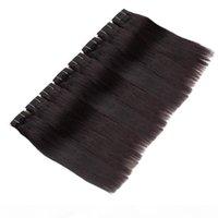 1kg Wholesale 10 Bundles Brazilian Peruvian Indian Straight Body Deep Curly 10A Grade Unprocessed Human Hair Weave 10-30 inch Long Bundles