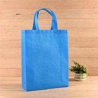 1 قطعة حقيبة تسوق البيئة قابلة لإعادة الاستخدام قابلة للطي حمل حقائب بقالة تخزين حقيبة يد للطي أكياس التسوق المسطحة 1337 V2