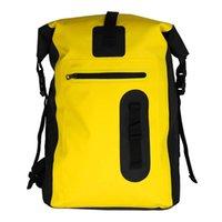العرف duffel bags10l / 20l ماء bikesport حقيبة جافة التخييم ظهره السباحة الغوص العائمة