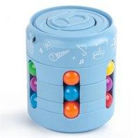 Fidget Toys Magic Cube Can Spinning Top Little Bean Alivio de estrés Descompresión de los niños Relaje Juguete de presión