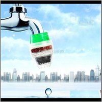 Filters Household Kitchen Home Faucet Mini Tap Clean Purifier Filtration Cartridge 162M Carbon Water Filter Owe2193 P62Bo T5Qsw