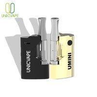 Imini 기화기 키트 500mAh 박스 모드 배터리 510 나사 오일 전자 담배 키트