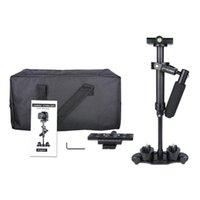 Liga de alumínio DSLR Handheld Stabilizer Steadicam para Estabilizadores de Vídeo Digital Camera