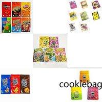 Koko 6 tipi 600 mg 1oz Cheetos Mylar Bags Fritos Cheese Gummi Borsa Worm Ruffles Edibles Pacchetti Doritos Chip Odore PROVA PROVA RESAABILE CANDY BA