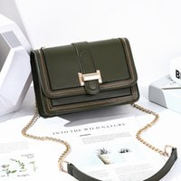 Women's bag 2020 new small fragrance Korean single shoulder bag trend simple versatile women's bag