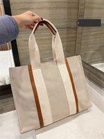 Avrupa Amerikan moda tuval alışveriş çantası kadınlar büyük kapasiteli çanta 45 cm anne ve bebek saklama torbaları