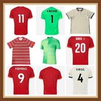 21 22 الرابع 4th كرة القدم الفانيلة Air Gerrard الإصدار الخاص Smicer Alonso Hamann Barnes Kuyt Cisse Max 2021 2022 قميص كرة القدم الرجال + أطفال