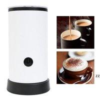 Camping Camping -Automatic Leche Froth Coffee Foamer Contenedor Espuma suave Cappuccino Maker Electric UE Plug HWE9988