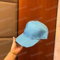 Erkek Beyzbol Şapkası Moda Tasarımcısı Lüks Hip Hop Topu Kapaklar En Kaliteli Sokak Ayarlanabilir Boyutu Mektup Craft Kadınlar için Rahat Spor Golf Tenis Şapka