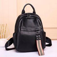 Designers Handbags Back 2021 Fashion Purses Bag And Women Leather Luxurys Backpack Rivet Travel Laptop Backpacks Student Bookbag Men Pa Rowx