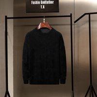 Autumn winter pullover street Men polos las0te sweater crocodile knitting hoodie designer man sweatshirt brand Breathable hooded War