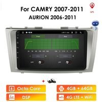 9inch Touchscreen Car Radio GPS Navigation fit for Toyota Camry 2007 2008 2009 2010 2011 for Aurion 2006-2011 Multimedia Android