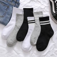 Mens Socks Off Multi Color And White Long Cotton Male Spring Summer Soild Mesh For All Size
