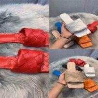 6Bazt Crafty Riemen IT Hohe Qualität Luxuriöse Slipper Maultiere Abstrakt Wide Designer Front Lock Gedruckt Leinwand Frauen Crafty Flat Art Style