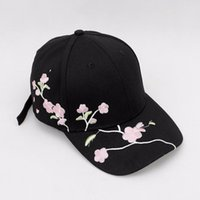 High Quality Unisex Cotton Outdoor Baseball Plum embroidery Embroidery Snapback Fashion Sports Hats For Men & Women Cap