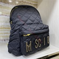 2021 женский знаменитый бренд рюкзак роскошный дизайнер высокое качество широкие рюкзаки нейлоновая сумка для ноутбука ноутбук и кошелек